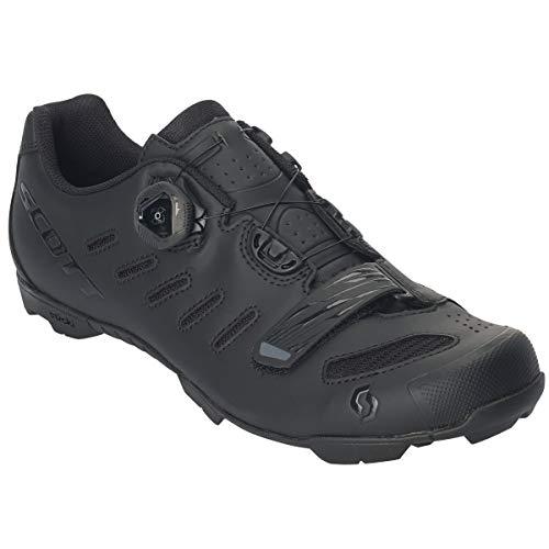 Scott MTB Team Boa Fahrrad Schuhe schwarz 2020: Größe: 45
