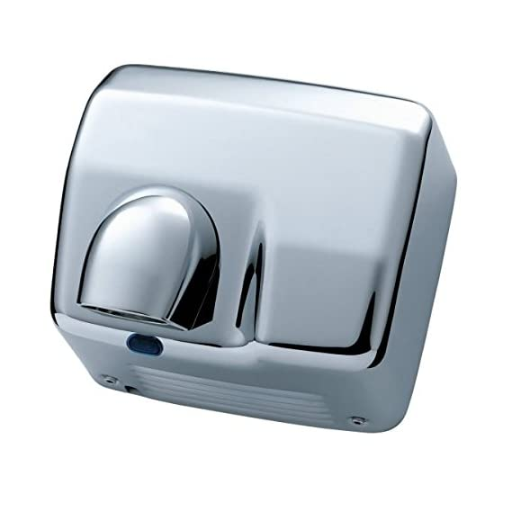 VCW AHD901 S. S. Automatic Heavy Duty Hand & Face Dryer