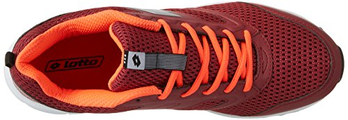 Lotto Herren Speedride 500 Laufschuhe Rot (Red Lyc/Slv MT)