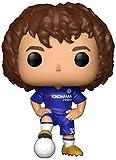 FunKo - EPL: Chelsea: David Luiz Pop Vinilo, Multicolor (29220)