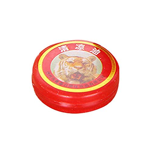 Tiger Balm Red Refresh Cold Head ache Dizziness Muscle Relax Essential Oil -