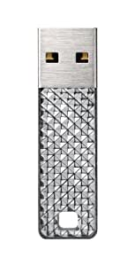 SanDisk SDCZ55-008G-B35S Cruzer Facet 8GB USB 2.0 Flash Drive - Silver