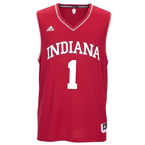 Freiwurf (Film) Herren Basketball Replica Jersey, Large, Rot ()