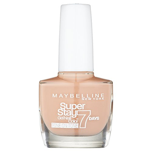 Maybelline SuperStay 7-Tage-Gel-Nagellack, 10 ml (Nail Farben Maybelline)