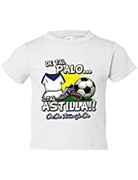 Camiseta niño de tal palo tal astilla Tenerife fútbol