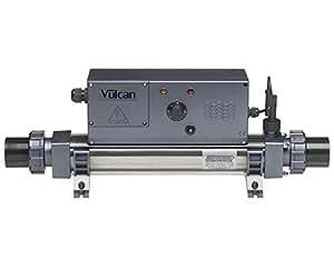 Vulcan - v-8t86 - Réchauffeur electrique 6kw mono analogique