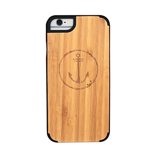 iphone-6-plus-6s-plus-funda-de-madera-anchor-logo-brown