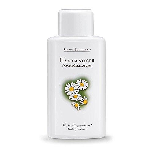 Sanct Bernhard Haarfestiger mit Kamillenextrakt, Seidenproteinen Nachfüllflasche 250 ml