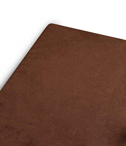 86-x-56-CM-Memory-Foam-Dog-Bed-medium-brown-Internets-Best-Orthopaedic-pet-bed-fitted-for-Crates-