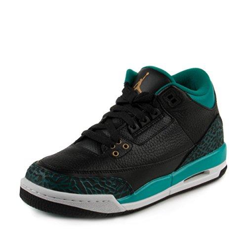 Nike 441140-018, Chaussures de Sport Femme Noir