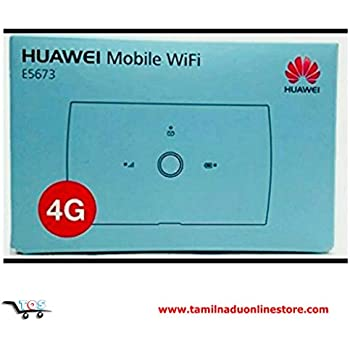 Huawei E5573Cs-609 Universal 4G Pocket WiFi Hotspot Dongle Datacard