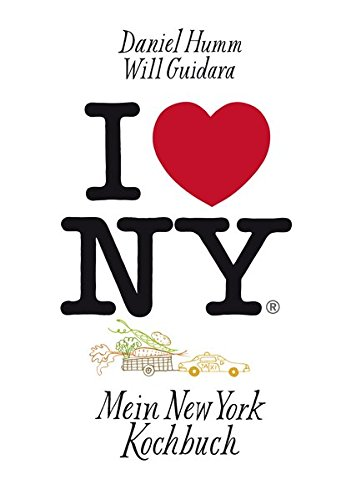 I love New York: Mein New York Kochbuch - Partnerlink