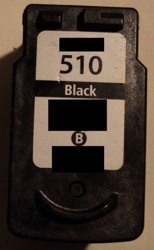 Druckerpatrone Canon PG 510 512 Refill für Canon Drucker black iP 2700 2702 MX 320 330 340 350 360 410 420 MP 230 240 250 252 260 270 272 280 282 480 490 492 495 499