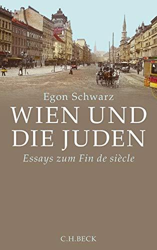 Wien und die Juden: Essays zum Fin de siècle