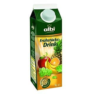 Albi Gold Frühstücksdrink, 6er Pack (6 x 1 l Packung)