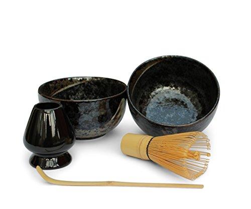 TeaTerrifics - Juego para ceremonia japonesa del té