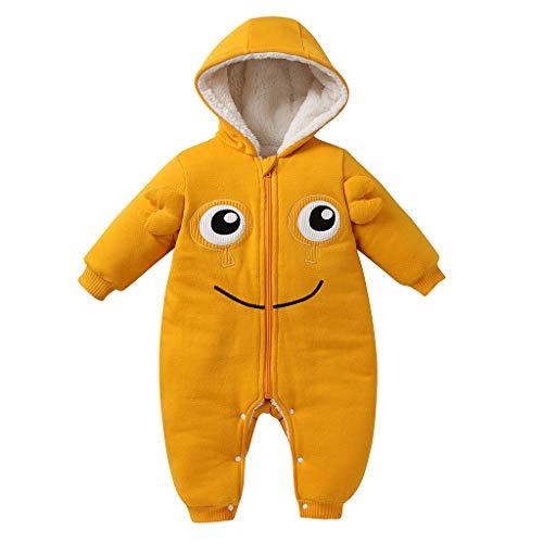 WFRAU Baby Kleidung Jungen Mädchen Strampler Neugeborenen Overall