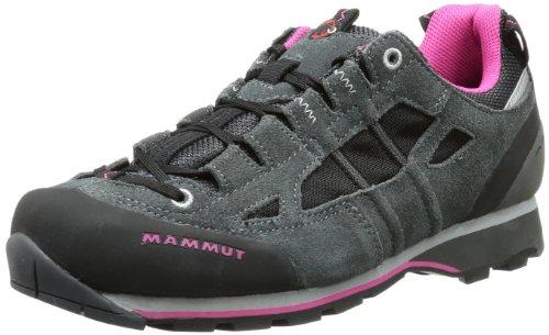 Mammut Redburn Pro, Baskets Basses femme Mehrfarbig (graphite-pink)