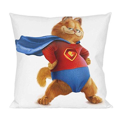Garfield Super Hero Pillow -