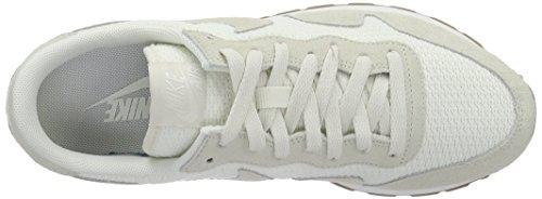 Nike W Air Pegasus '83, Chaussures de Sport Femme Blanc (Hellbraun /weiß)