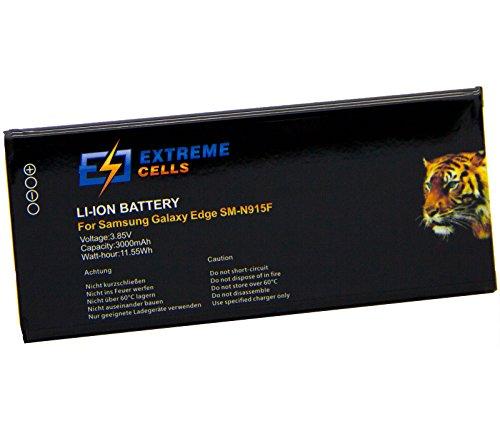 Extremecells® Akku für Samsung Galaxy Note Edge 4G SM-N915 SM-N9150 Accu Batterie