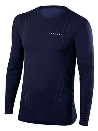 FALKE Herren Laufbekleidung Running Longsleeve Shirt seamless