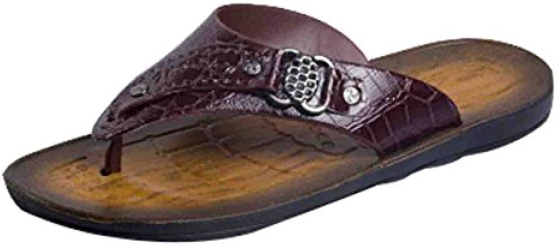CTOOO Zapatillas De Estar Zapatos De Playa para Hombre