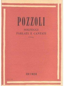 POZZOLI - Solfeggi Parlati e Cantati - 2° Corso
