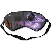 Dark Moon In Space Sleep Eyes Masks - Comfortable Sleeping Mask Eye Cover For Travelling Night Noon Nap Mediation... preisvergleich bei billige-tabletten.eu
