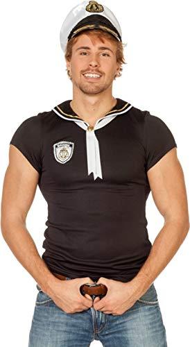 Wilbers & Wilbers Matrose Matrosenkostüm Shirt Marine Seefahrer Seemann Navy (Matrose Und Bootsmann Kostüm)