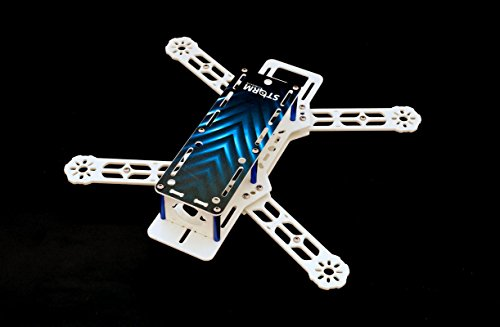 STORM 280 Pro Racing FPV Frame KIT - Weiss