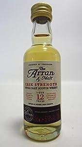 Arran - Cask Strength Miniature - 12 year old Whisky by Arran