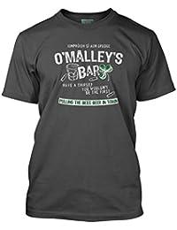 Nick CAVE Inspired OMALLEYS Bar Murder Ballads, Men's T-Shirt