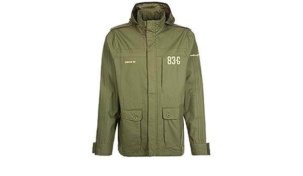 Field Veste Military De Adidas HommeOliv 83 G nw8OPX0Nk