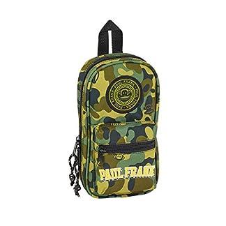 416vMv058jL. SS324  - Paul Frank Camo Oficial Neceser Con 4 Estuches y útiles 120x50x230mm