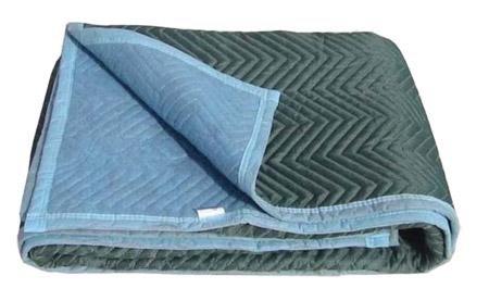 """72 """"x 80"""" Woven Polyester Umzug Blanket"""