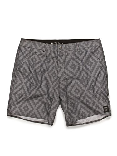 Protest POINTBREAK boardshort Smoke Smoke