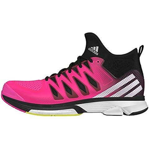 adidas Volley Response Boost 2 Mid W - Zapatillas de voleibol Mujer