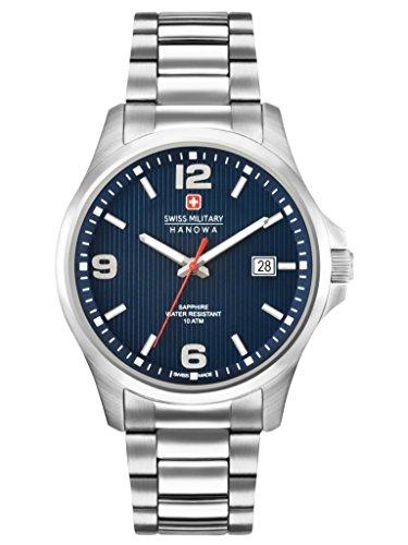 SWISS MILITARY-HANOWA Herren-Armbanduhr 06-5277.04.003