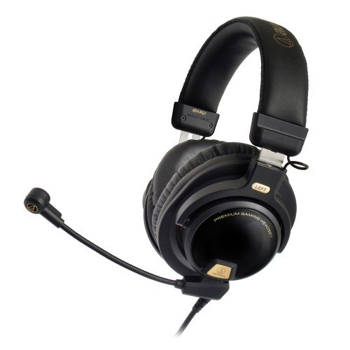 אוזניות ! Audio-Technica ATH-PG1 Premium Closed-Back Gaming Headset