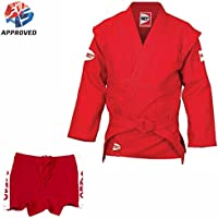 GREEN HILL Sambo Suit (Red, 6/190)