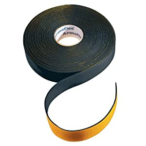 Armaflex Pipe Insulation Tape, 15m x 3mm x 50mm L414 by Armaflex