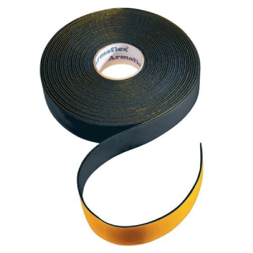 Armaflex Pipe Insulation Tape, 15m x 3mm x 50mm L414 by Armaflex -