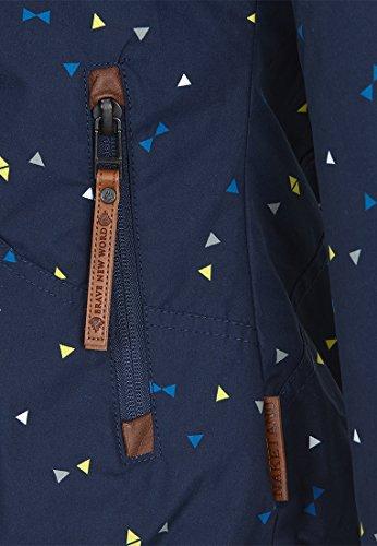 Naketano Female Jacket Ej Du Geile Schnalle Triangles III