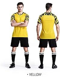 56a8ec2d3710a LQZQSP Camisetas De Fútbol para Adultos Juegos De Futebol Camisetas De  Fútbol Equipo De Entrenamiento Uniforme