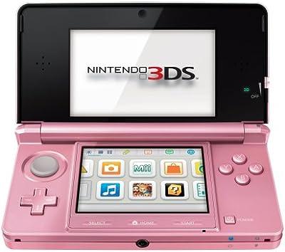 Nintendo 3DS - Color Rosa