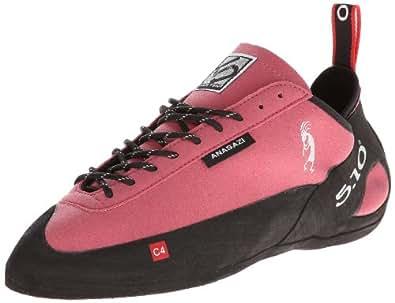 Five Ten Men's Anasazi Lace Climbing Shoe,The Pink,3 D US