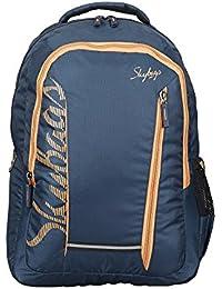 Skybags 29 Ltrs Dark Blue Laptop Backpack (LPBPROU4DBL)