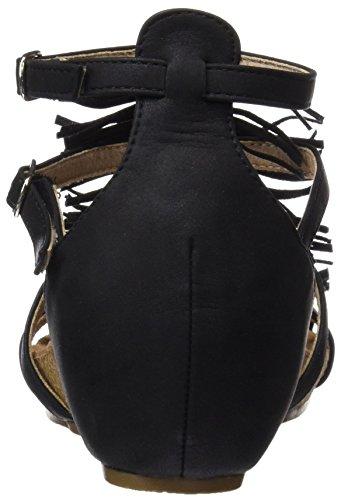 Xti 046557, plateforme femme Noir (Black)