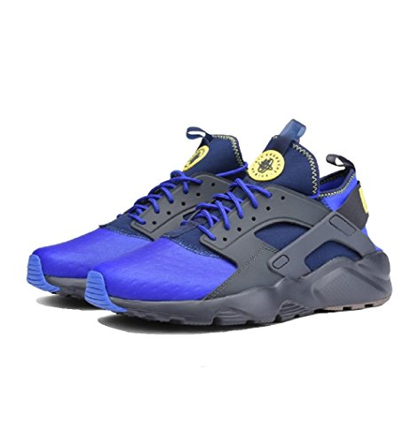 Nike Air Huarache Run Ultra Sneaker Trainer Anthracite/Anthracite